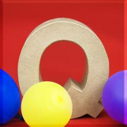 ABCebra Magnet Q wie Quatsch - rot