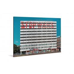 Michael Belhadi - Print on aluminum - 22 Haus der Statistik 02