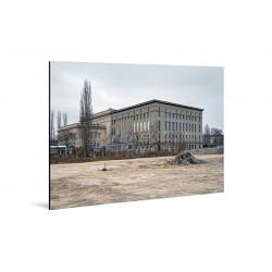 Michael Belhadi - Print on aluminum - 24 Berghain