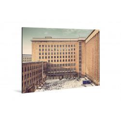 Michael Belhadi - Druck auf Aluminium - 25 Tempelhof 01