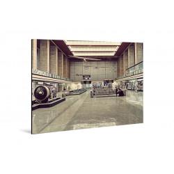 Michael Belhadi - Druck auf Aluminium - 25 Tempelhof 02