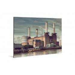 Michael Belhadi - Print on aluminum - 27 Battersea
