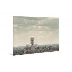 Michael Belhadi - Druck auf Aluminium - 28 Teufelsberg