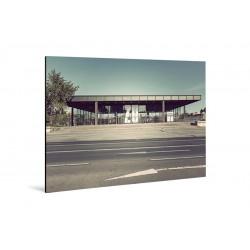 Michael Belhadi - Druck auf Aluminium - 32 Neue Nationalgalerie 2