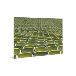 Michael Belhadi - Druck auf Aluminium - 40 Olympiastadion 1