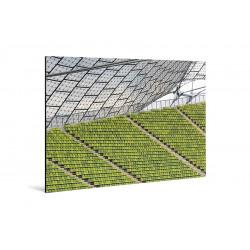 Michael Belhadi - Druck auf Aluminium - 41 Olympiastadion 2