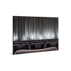 Michael Belhadi - Druck auf Aluminium - 42 Vorhang International