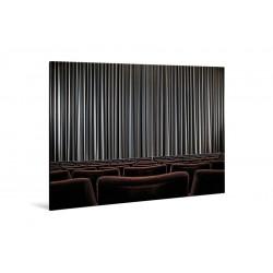 Michael Belhadi - Druck auf Aluminium - 43 Vorhang International 2