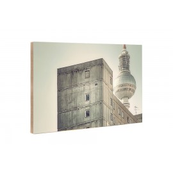 Michael Belhadi - Wooden block - 07 Platte 01