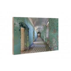 Michael Belhadi - Wooden block - 16 Beelitz 03