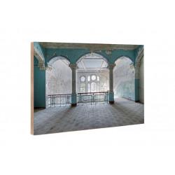 Michael Belhadi - Wooden block - 17 Beelitz 01
