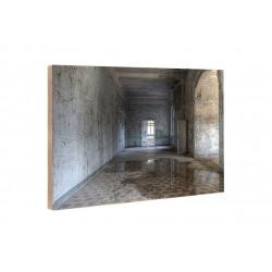 Michael Belhadi - Wooden block - 18 Beelitz 04