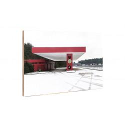 Michael Belhadi - Wooden block - 21 Dreilinden