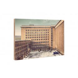 Michael Belhadi - Wooden block - 25 Tempelhof 01