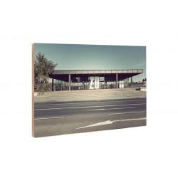 Michael Belhadi - Wooden block - 32 Neue Nationalgalerie 2