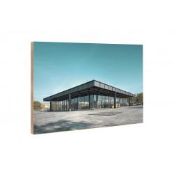 Michael Belhadi - Holzblock - 33 Neue Nationalgalerie 3