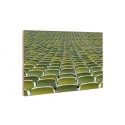 Michael Belhadi - Holzblock - 40 Olympiastadion 1