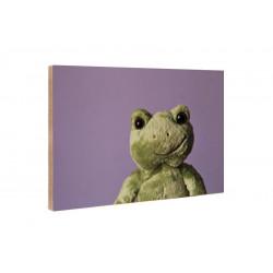 Kleine Freunde - Wooden Block - 10x15 cm - Alexis