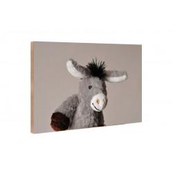 Kleine Freunde - Wooden Block - 10x15 cm - Julius