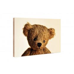 Kleine Freunde - Wooden Block - 10x15 cm - Blake
