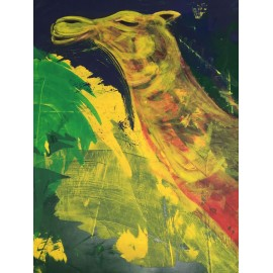 KRLART - Druck auf Canvas - Camel