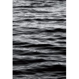 Studio Na.hili - Print on Aludibond - Black Ocean