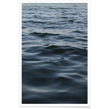 Studio Na.hili - Print on Aludibond - Feet In The Water