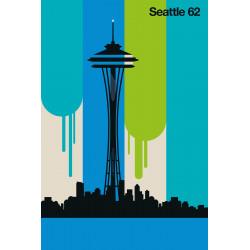 Bo Lundberg - Print on Aludibond - Seattle