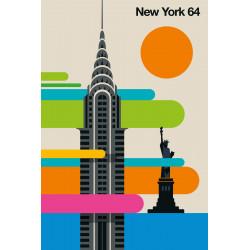 Bo Lundberg - Print on Aludibond - New York