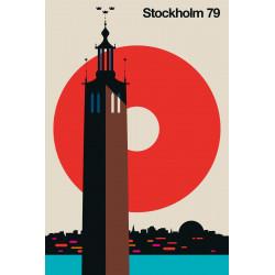 Bo Lundberg - Print on Aludibond - Stockholm