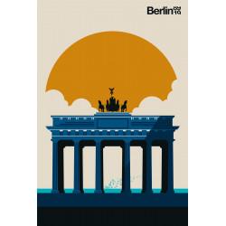 Bo Lundberg - Print on Aludibond - Berlin