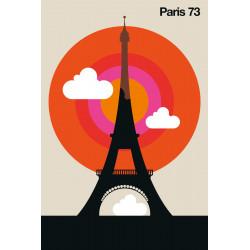 Bo Lundberg - Print on Aludibond - Paris