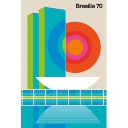Bo Lundberg - Print on Aludibond - Brasilia