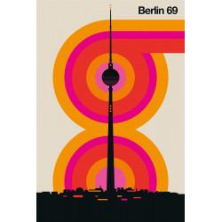 Bo Lundberg - Print on Aludibond - Berlin 2