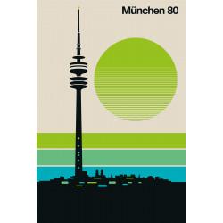 Bo Lundberg - Print on Aludibond - Munich