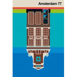 Bo Lundberg - Print on Aludibond - Amsterdam