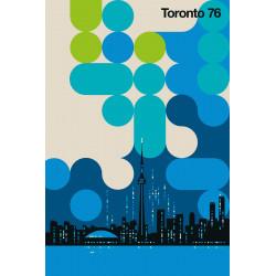 Bo Lundberg - Print on Aludibond - Toronto