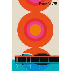 Bo Lundberg - Print on Aludibond - Frankfurt