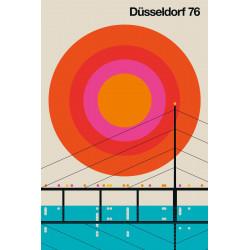 Bo Lundberg - Print on Aludibond - Düsseldorf