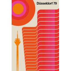 Bo Lundberg - Print on Aludibond - Düsseldorf 2