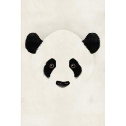Dieter Braun - Druck auf Aludibond - 02 Großer Panda