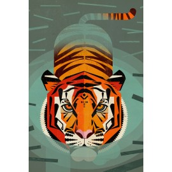 Dieter Braun - Print on Aludibond - 08 Tiger