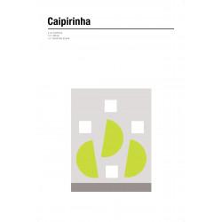Nick Barclay - Print on Aludibond - Cocktail Collection - 05 Caipirinha