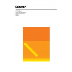Nick Barclay - Print on Aludibond - Cocktail Collection - 17 Sazerac