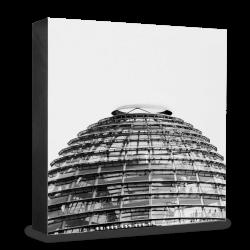 COGNOSCO Holzblock Berlin: Reichstagskuppel