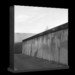 COGNOSCO Holzblock Berlin: Berliner Mauer
