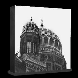 COGNOSCO Holzblock Berlin: Alte Synagoge