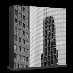 COGNOSCO Holzblock Berlin: Sony Center