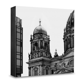COGNOSCO Holzblock Berlin: Berliner Dom