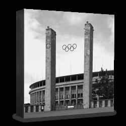 COGNOSCO Holzblock Berlin: Olympiastadion